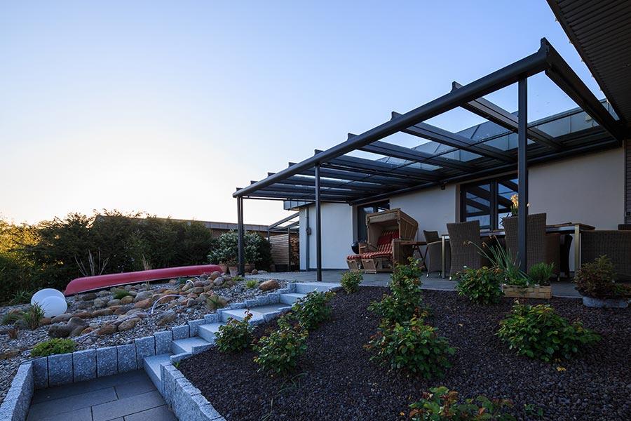 Ihre Hersteller für Terrassenüberdachung aus Aluminium